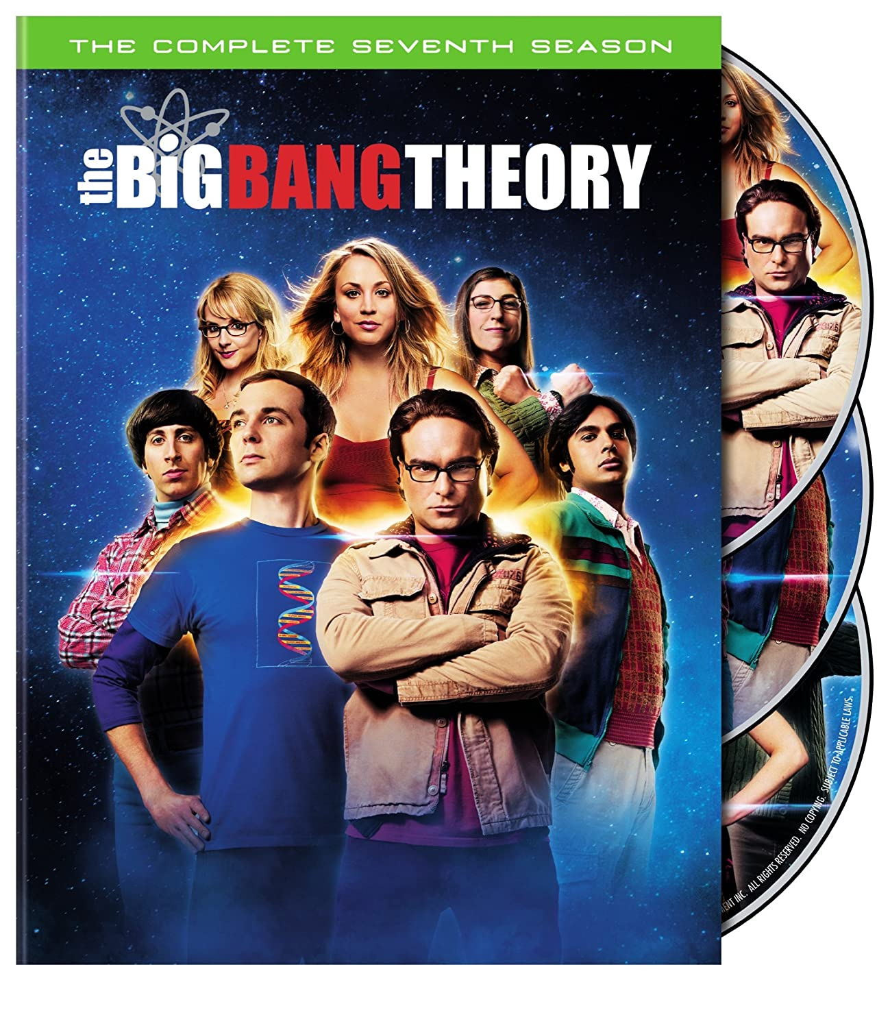 The Big Bang Theory - Season 7 (2013)