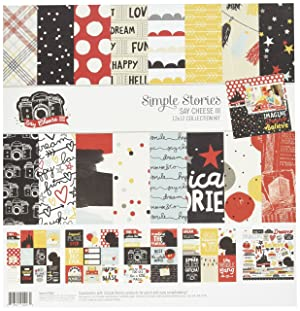 Simple Stories Say Cheese III Collection Kit