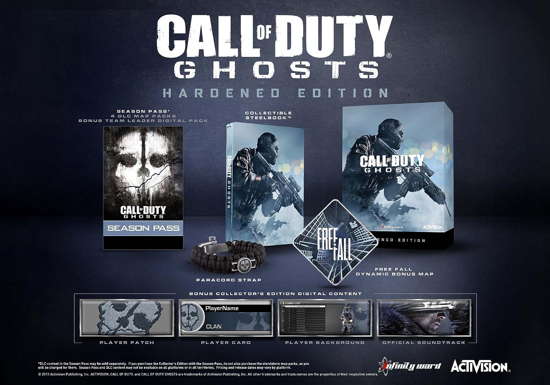 все цены на Call of Duty: Ghosts онлайн