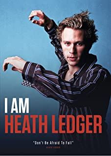 Book Cover: I Am Heath Ledger DVD