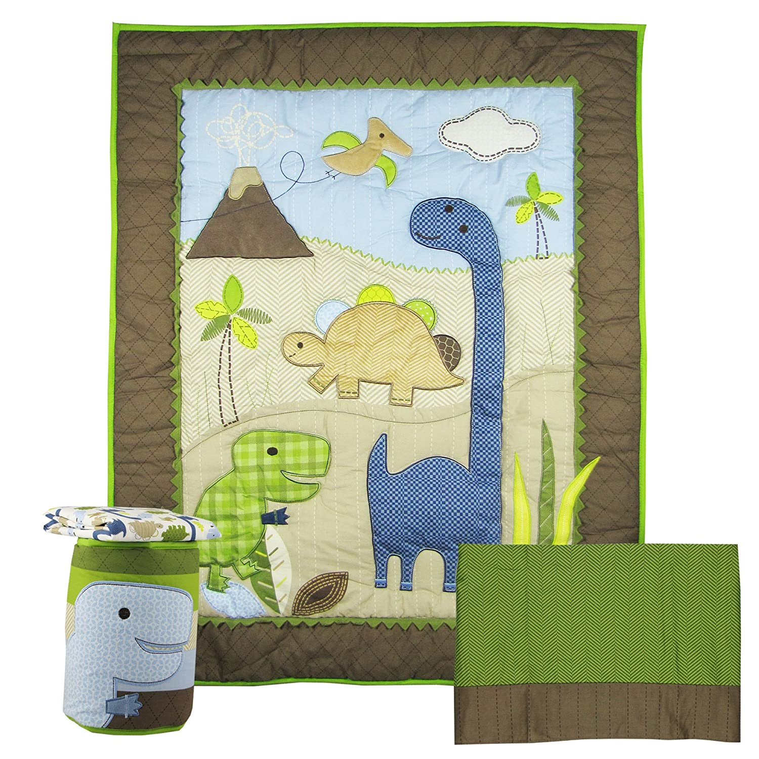 Dinosaur Crib Bedding Totally Kids Totally Bedrooms