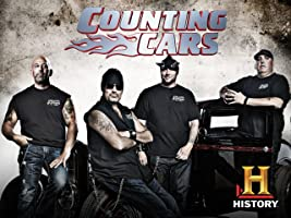 Counting Cars Season 1 [HD]