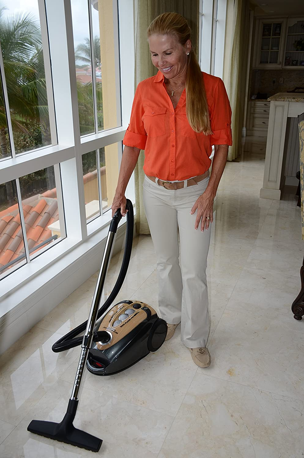 Comparison Chart Of The Best Vacuums For Wood Floors.