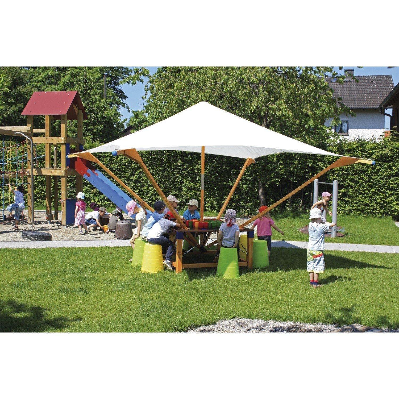 Eduplay Bistrofix Kindergarten Tisch mit Schirm kaufen