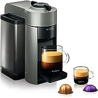 Nespresso GCC1-US-GR-NE VertuoLine Evoluo Espresso Coffeemaker (Gray)