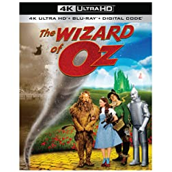 The Wizard of Oz [4K Ultra HD + Blu-ray]