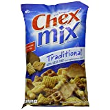 Chex Mix Traditional Snack Mix, Original, 40 Ounce
