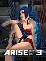 Ghost in the Shell: Arise - Border 3: Ghost Tears (Original Japanese Version)