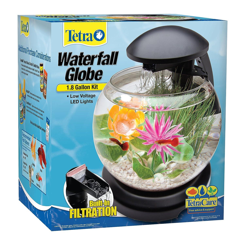 Freshwater aquarium fish ebook free download - Buy Tetra 29008 Waterfall Globe Aquarium Online At Low Prices In India Amazon In