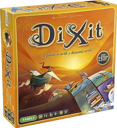 Libellud - Jeux de stratégie - Dixit, jeu de stratégie, dès 8 ans Langue : Anglais