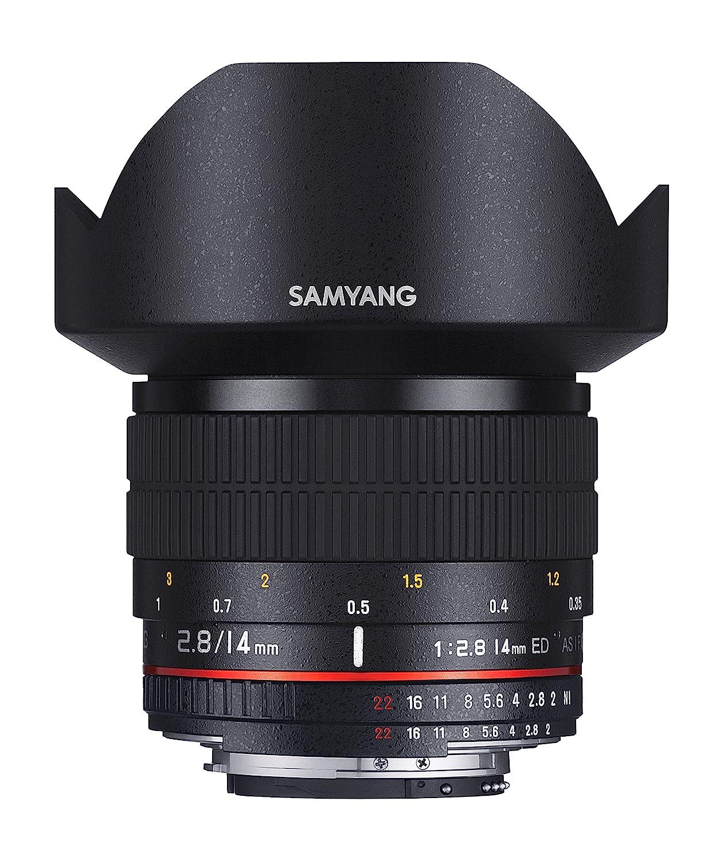 Samyang 14mm f/2.8 IF ED UMC per Canon