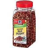 McCormick Organic Crushed Red Pepper, 7.75 oz (Tamaño: 7.75 ounce)