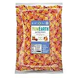 YumEarth Gummy Bears, Assorted Flavors, 5 Pound Bag (Tamaño: 5 Pound Bag)