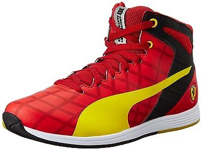 49745068244a28 puma ferrari evospeed mid shoes video