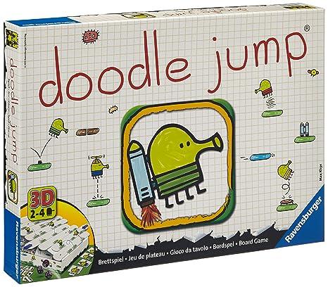Ravensburger - 26608 - Jeu de Société - Doodle Jump