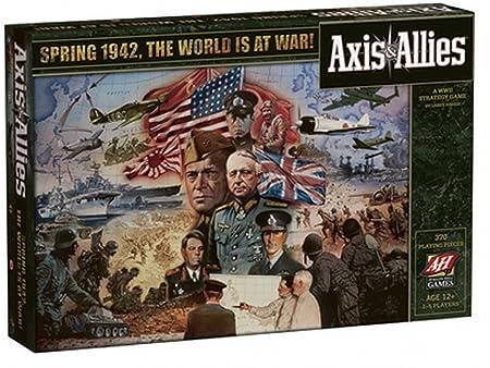Axis & Alllies 1942 - Jeu de Société (Import Grande Bretagne)