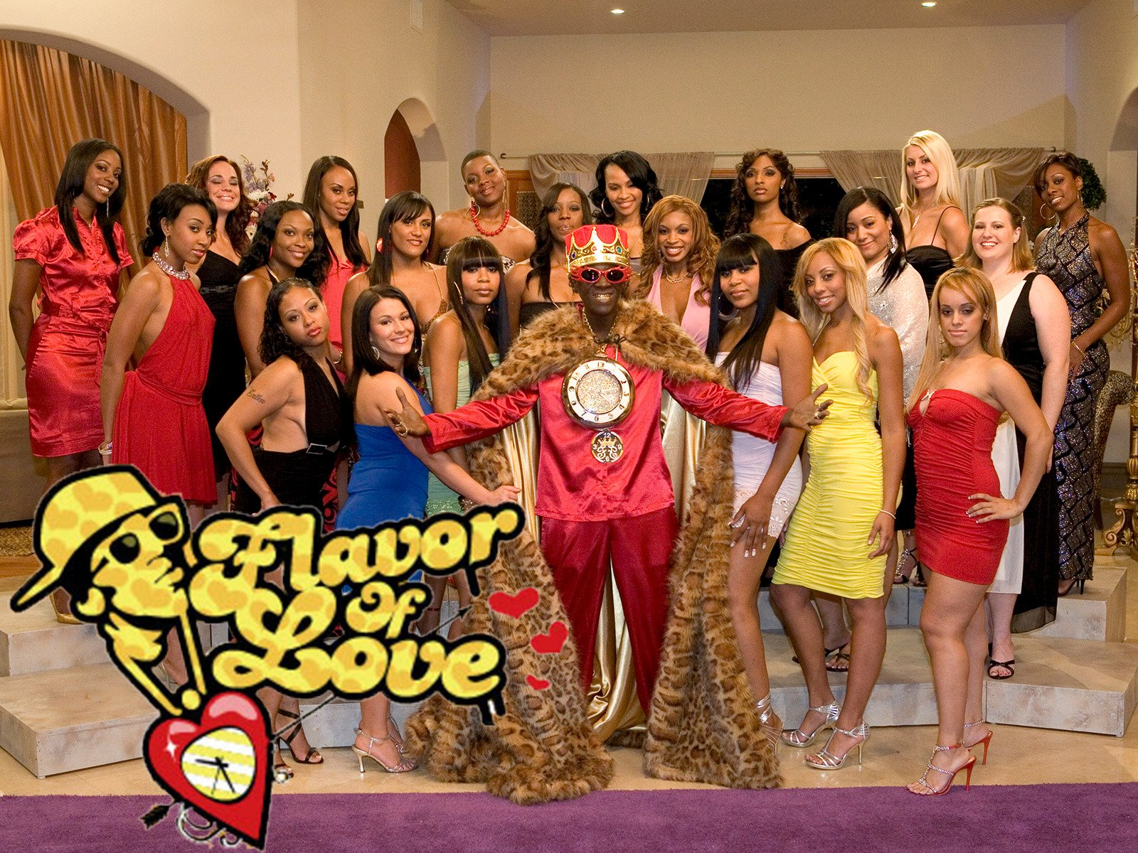 Flavor of Love on Amazon Prime Instant Video UK