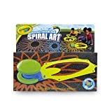 Crayola Sidewalk Chalk Spiral Art Kit, Outdoor Gifts for Kids, Easter Basket Stuffers