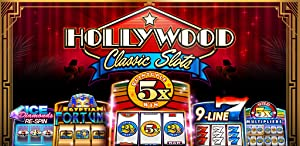 Hollywood Classic Slots by Rocket Games, Inc.
