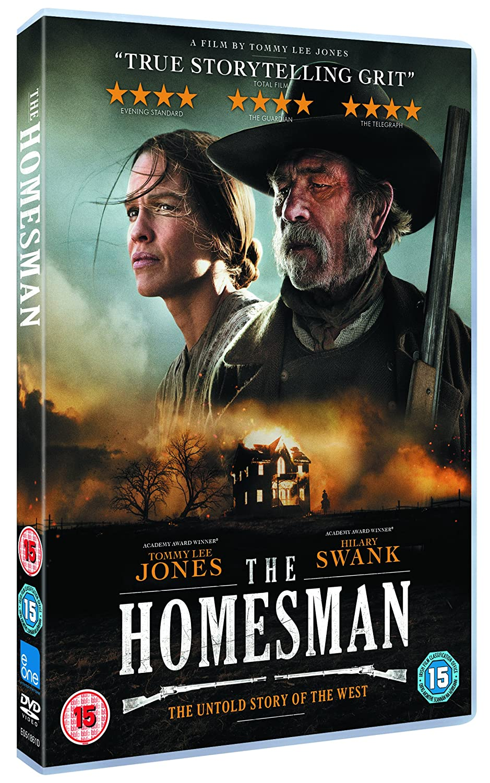 Homesman (The) / Tommy Lee Jones, Réal. | Jones, Tommy Lee. Monteur