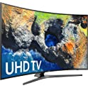 "Samsung MU7500 55"" Curved 4K LED UHDTV + $350 GC"