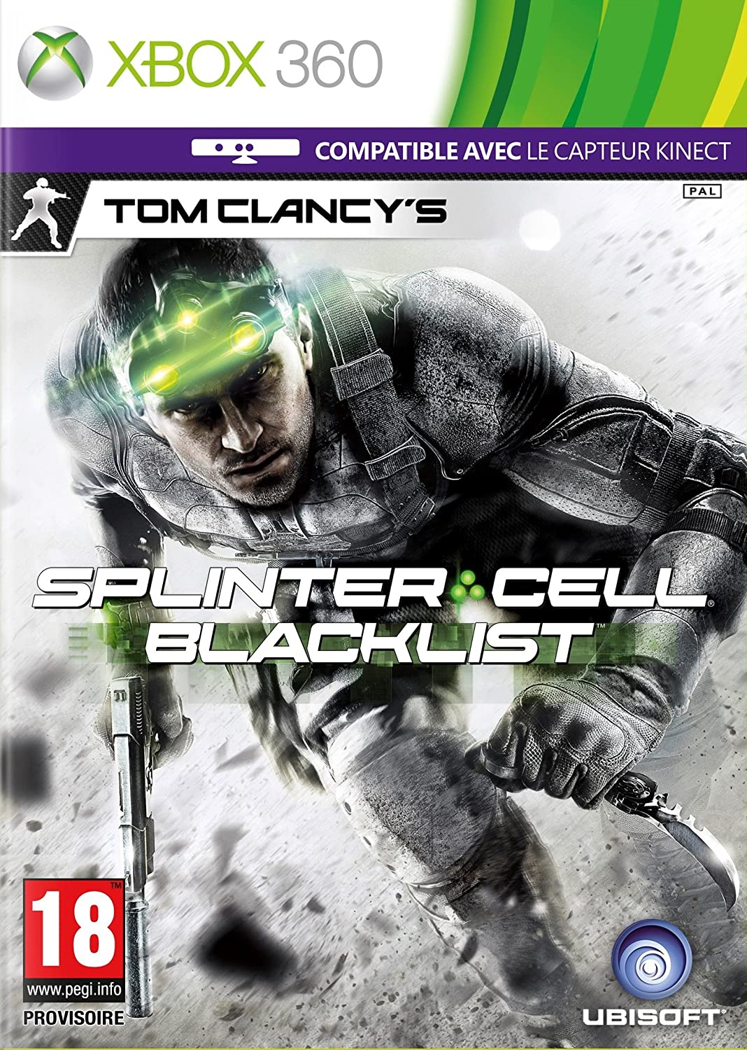 Tom Clancy's Splinter Cell Blacklist Uplay
