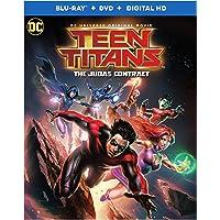Warner Home Video Teen Titans-Judas Contract (Blu-ray + DVD + UltraViolet)