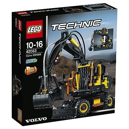 LEGO - 42053 - Technic -  Jeu de construction - Volvo Ew160e