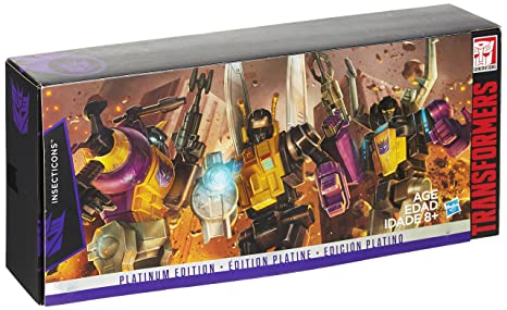 Transformers g1 Insecticons Insecticons g1 Reissue 3
