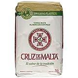 YERBA MATE CRUZ de MALTA 2.2lb 1 kilo (Tamaño: 1 Kilo)