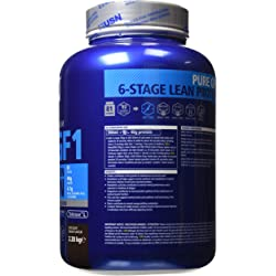 USN Pure Protein GF1 2.28 kg Growth and Repair Protein Shake - Chocolate
