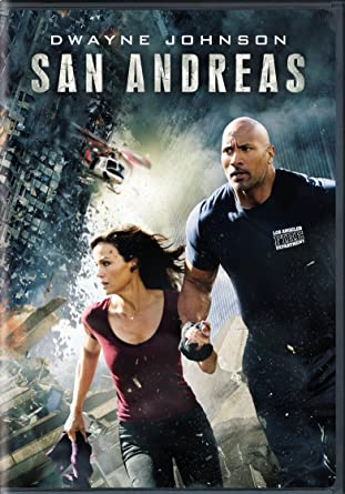 Amazon.in: Buy San Andreas DVD, Blu-ray Online at Best Prices in ...