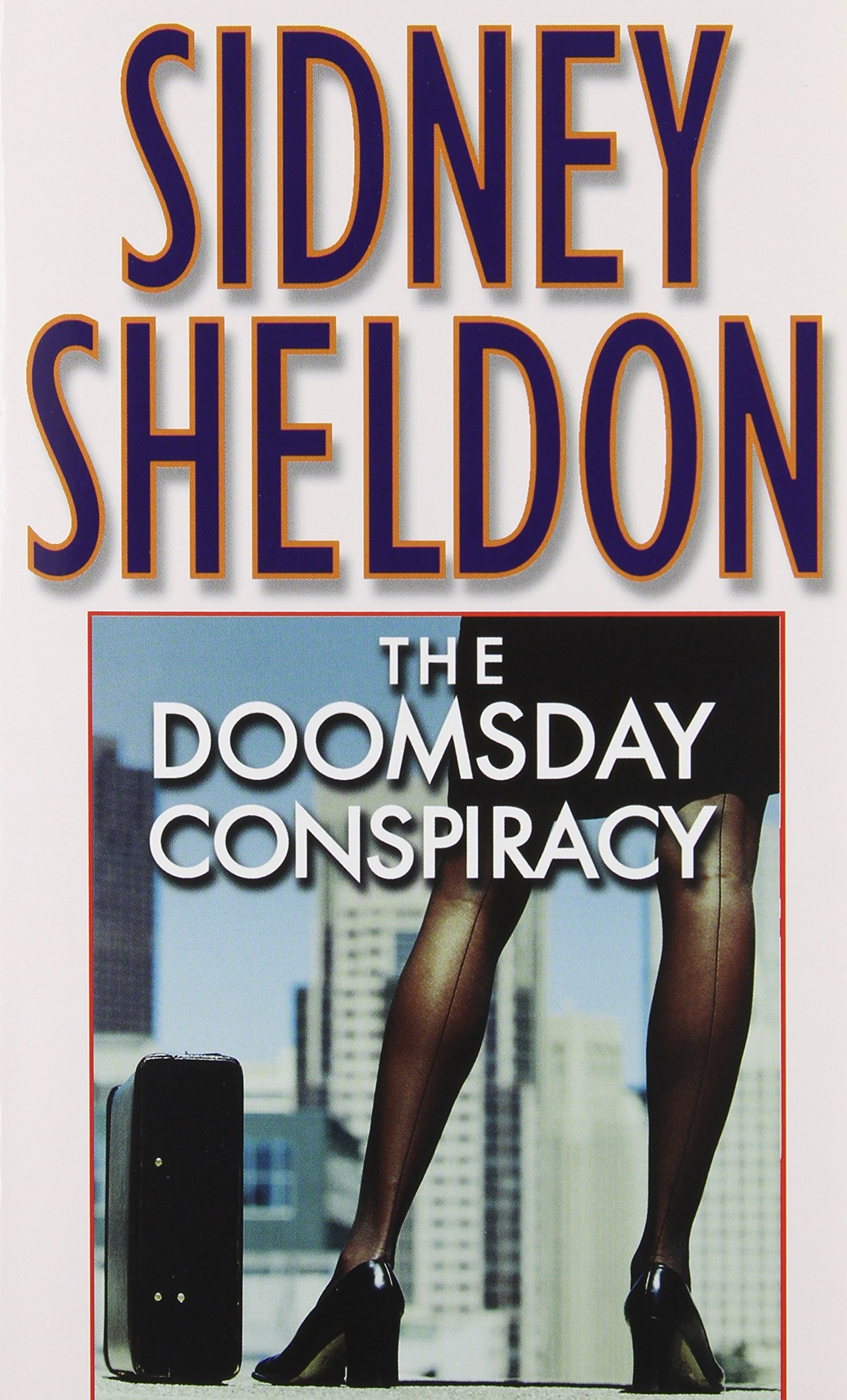 Doomsday Conspiracy Isbn13 9780446363662