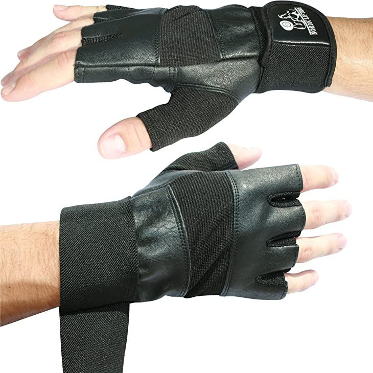 Nordic Weightlifting Gloves