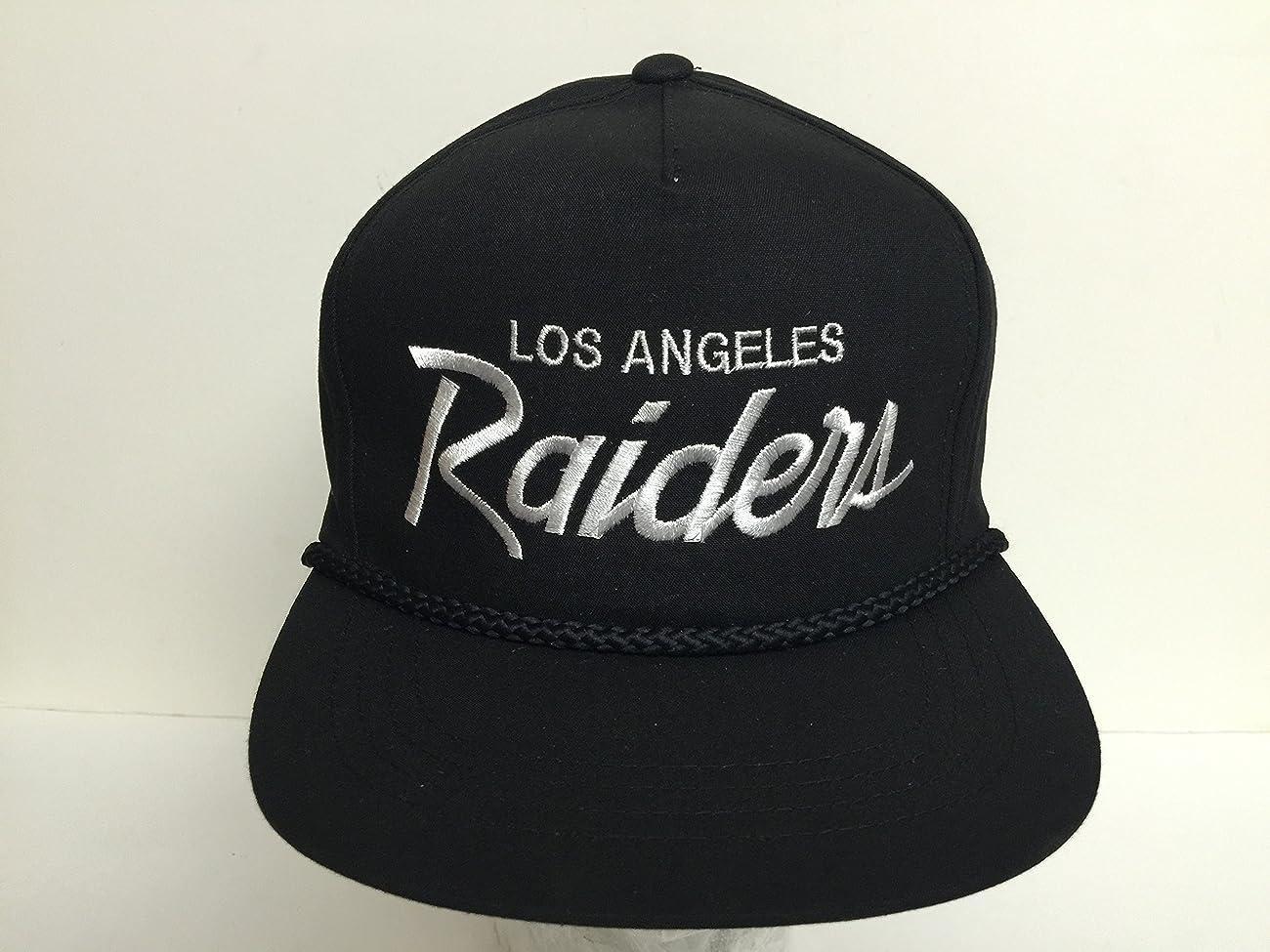 Vintage Los Angeles Raiders Snapback Hat 0