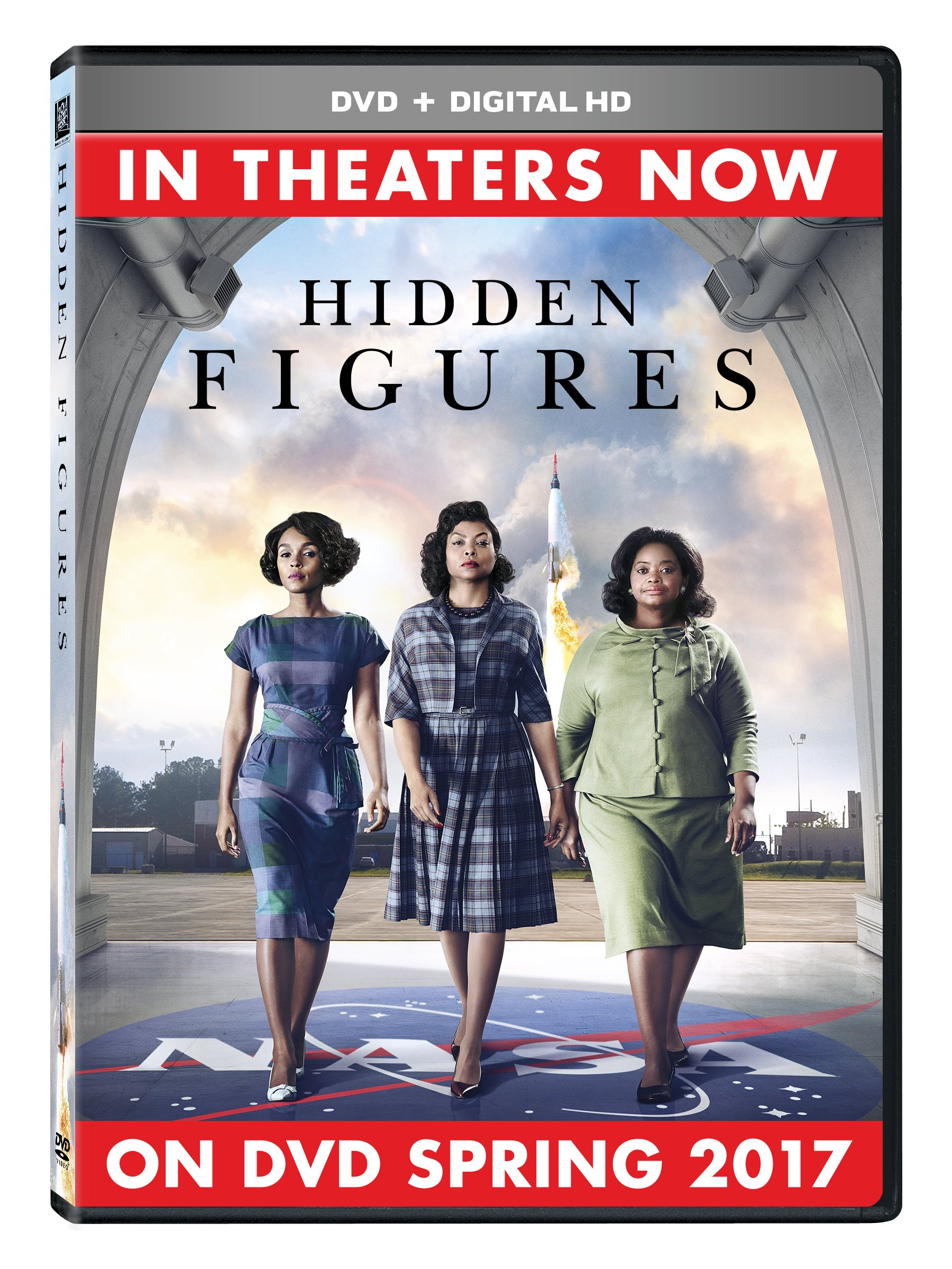 Buy Hidden Figures Now!