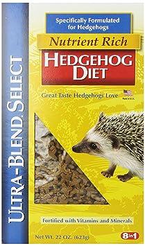 Hedgehog Nutrition