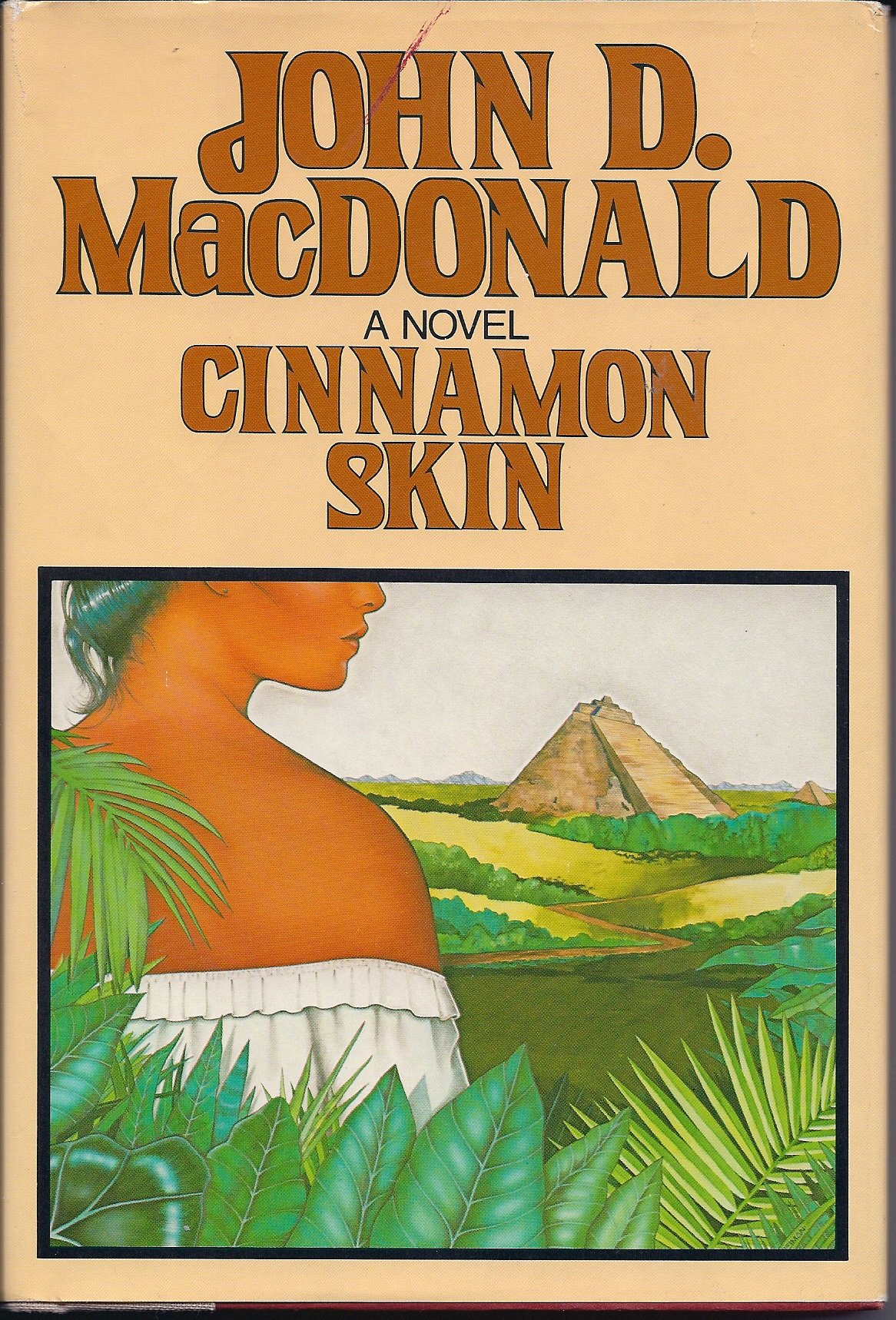 Cinnamon Skin (The Travis McGee Series), MacDonald, John D.