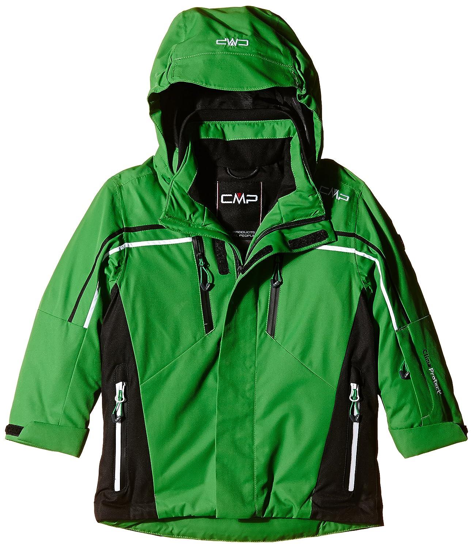 Campagnolo Jungen Skijacke Snaps Hood günstig kaufen