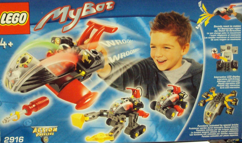 LEGO Action Whelers (Art. 2916)