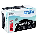 Rapid 24890400 3/8-Inch 73 Series Staples for Stapling Pliers with HD31, 5000 Per Box (Tamaño: 3/8-Inch)