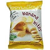 Kiddylicious Banana Bites, 0.5 Oz. Bags, 8 Count (Tamaño: 0.44 Pound)