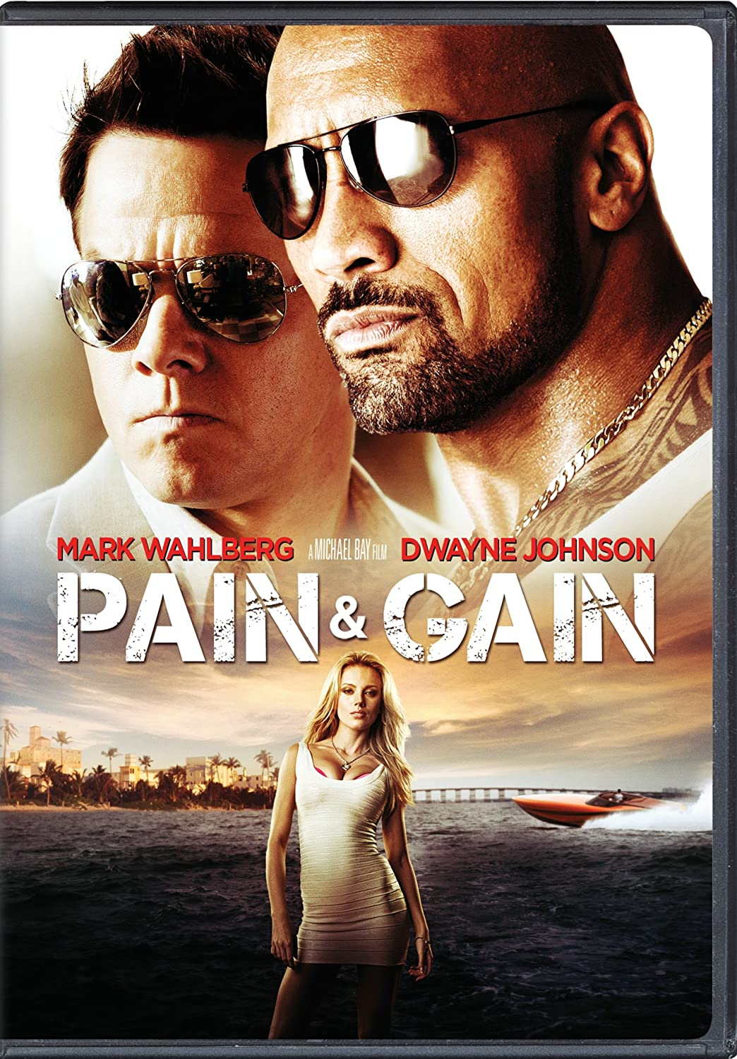 Pain & gain [videorecording]