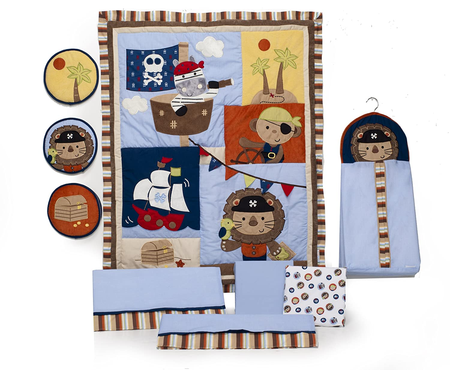 Pirate Baby Mobile Kidsline Pirate Party Baby