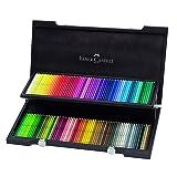 Faber-Castell Albrecht Durer Watercolor Pencil Wood Case, Set of 120 Colors (FC117513) (Color: Mutli)