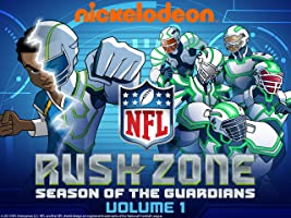 NFL Rush Zone Season of the Guardians Volume 1