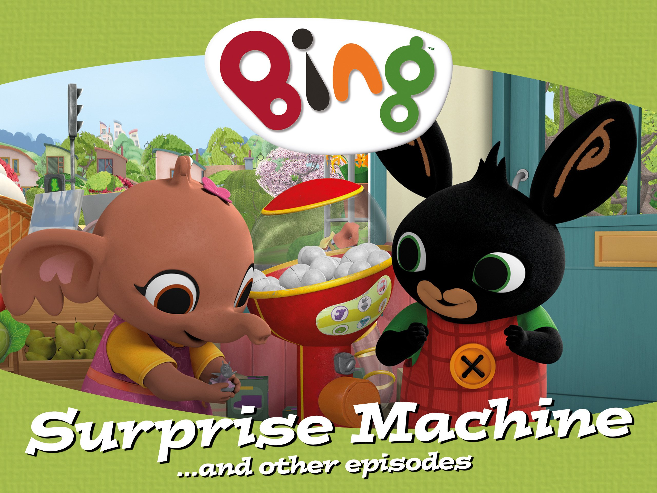 Bing Surprise Machine & Other Episodes - Season 5