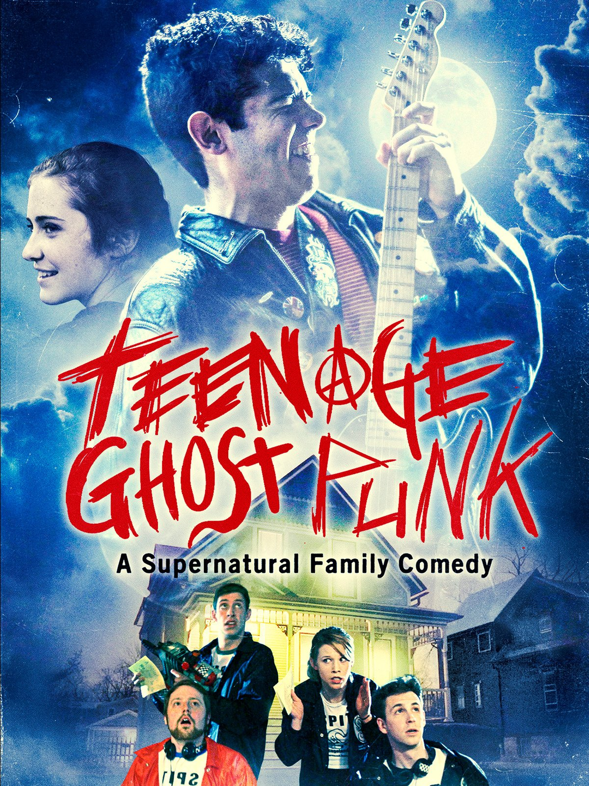 Teenage Ghost Punk on Amazon Prime Video UK
