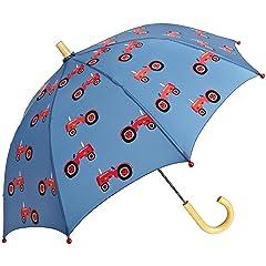 Hatley Boys 2-7 Farmer Jack Umbrella