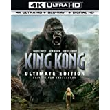 King Kong - Ultimate Edition (4K Ultra HD + Blu-ray + Digital HD)